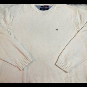 Men's Crew Neck Pullover Tommy Hilfiger sweater